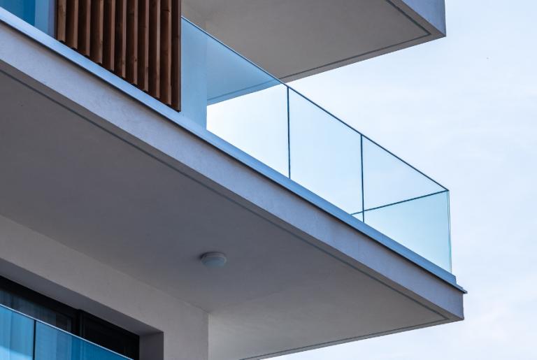 Balustrada Sticla model S2 - AlcoGroup