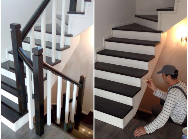 Trepte din lemn - AlcoGroup (1)